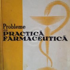 Probleme de practica farmaceutica