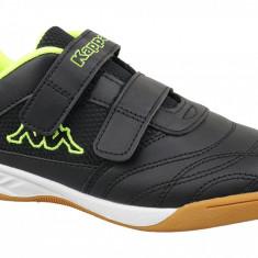 Pantofi sport Kappa Kickoff T 260509T-1140 pentru Copii, 39, Negru