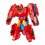 Figurina Transformers Cyberverse Action Attackers Warrior Hot Rod