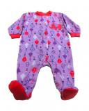 Salopeta / Pijama bebe cu desene Z20