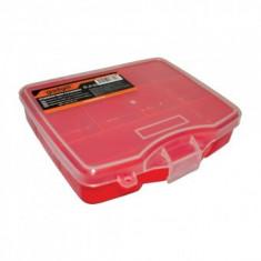 Organizator ABS mini, 8 compartimente, Gadget 461204