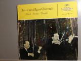 Bach/Tartini – David & Igor Oistrach (1959/ Deutsche Grammophon/RFG) - VINIL/NM+