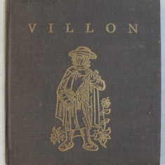 VILLON , textes choisis par MARIE - HELENE RICHARD , 1976