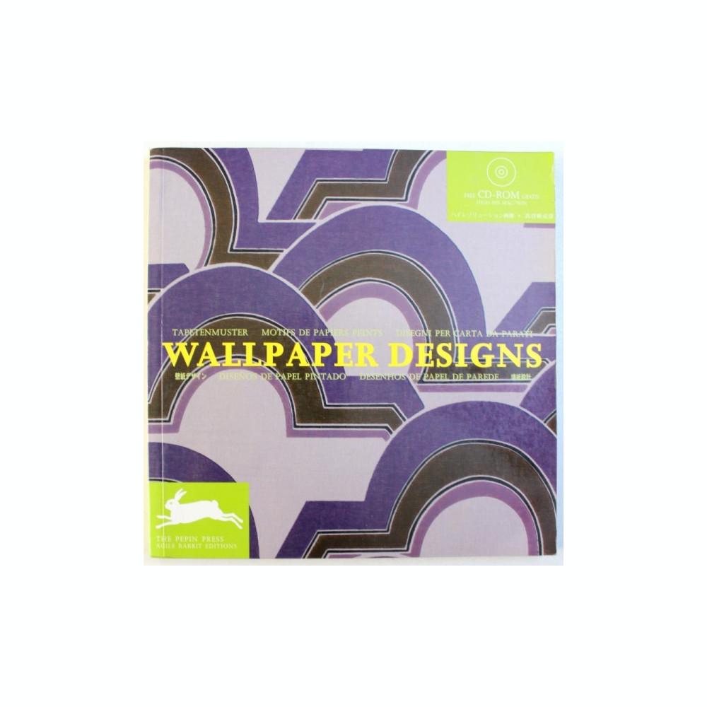 WALLPAPER DESIGNS De PEPIN VAN ROOJEN, 2003 *NU CONTINE CD