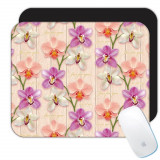 Orhidee multicolore : Cadou Mouse pad : Model din lemn Aranjament Petrecere Aranjament Mireasa Coleg de serviciu, Generic