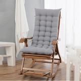 Balansoar de terasa scaun living cu cadru lemn rezistent + perna Gri