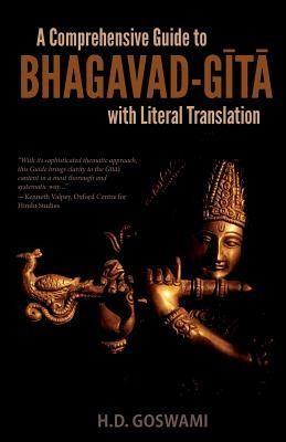 A Comprehensive Guide to Bhagavad-Gita with Literal Translation foto