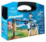 Playmobil Knights, Set portabil - cavaler si cal