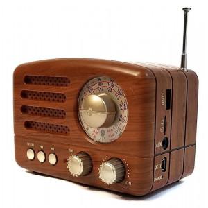 BOXA AUDIO RETRO,AMPLIFICATA,BLUETOOTH,RADIO FM,STICK,SUNET HI FI,ACUMULATOR.NOU