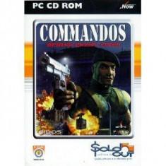Commandos Behind Enemy Lines PC CD Key