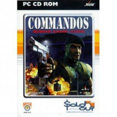Commandos Behind Enemy Lines PC CD Key