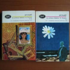 Marcel Proust - La umbra fetelor in floare (2 vol)