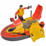 Cumpara ieftin Set Jet Ski Fireman Sam Juno cu Figurina si Accesorii