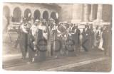 Raritate   CP Incoronarea regelui Ferdinand I Romania 15 Octombrie 1922