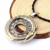 Medalion / Pandantiv /Colier / Lantisor -Talisman Norocos De Protectie