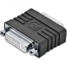 ASM Adaptor DVI-I DualLink black