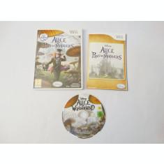 Joc Nintendo Wii - Alice in Wonderland