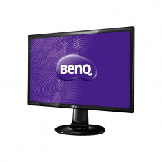 "Monitor 24"" BENQ GL2460, FHD, TN, LED, 16:9, 2 ms, 250 cd/m2, 170/160, 12M:1, D-SUB, DVI, VESA, Flicker free, low blue light, Kensington lock, Black G"