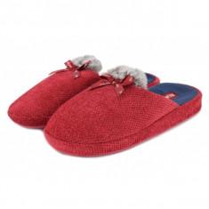 Papuci de casa rosii (cod 192-1801555)