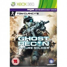 Tom Clancy 's Ghost Recon Future Soldier Xbox360