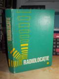 Prof. dr. ing. GEORGE RULEA - RADIOLOCATIE , 1980