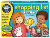 Joc educativ in limba engleza - Lista de cumparaturi, Haine, orchard toys