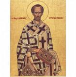 Icoana Sfantul Ierarh Ioan Gura de Aur