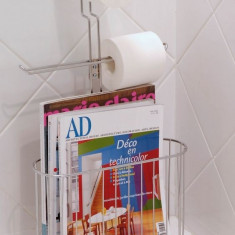 Suport hartie igienica si reviste