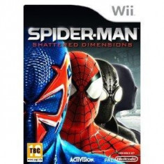 Spider-Man: Shattered Dimensions Wii