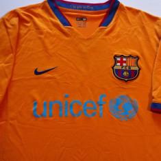 Tricou NIKE fotbal - FC BARCELONA