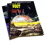 Seria Non-A - A.E. Van Vogt