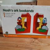 """Suport opritoare carte """"Arca lui Noe"""" (pentru copii)"""