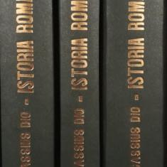 Cassius Dio - Istoria romana (vol. I-III)