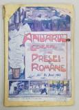 Anuarul general al presei romane pe anul 1907 Victor Anestin si M.Faust Mohr