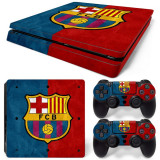 Skin / Sticker FCB Barcelona Playstation 4 PS4 SLIM