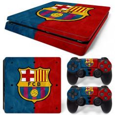 Skin / Sticker FCB Barcelona Playstation 4 PS4 SLIM