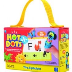 "Carduri Junior HOT DOTS ""Alfabetul"", Educational Insights"