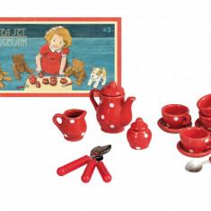 Set de joaca ceai din portelan Egmont Toys