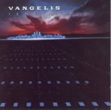 CD Vangelis ‎– The City, original
