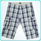 DE FIRMA → Pantaloni scurti bumbac, de calitate, S. OLIVER → barbati| marimea 33, Rosu, S.Oliver