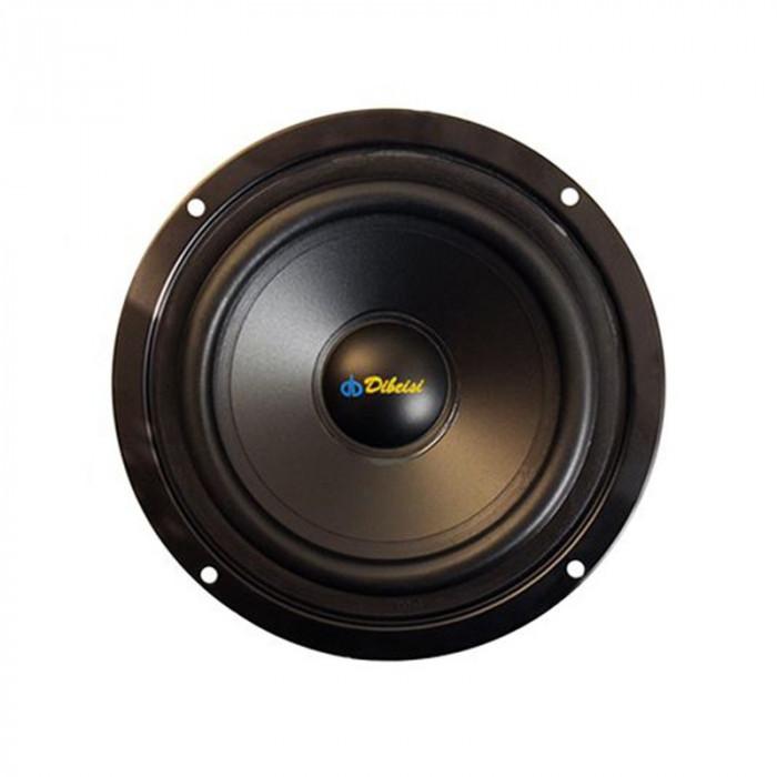 Difuzor frecvente medii Dibeisi G5002-8, 20 W, diametru 13 cm, 8 Ohm