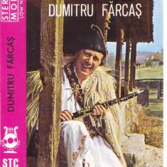 Caseta audio: Dumitru Farcas - Dumitru Farcas ( Electrecord - STC 0048 )