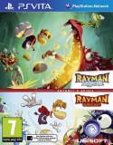 Rayman Legends + Rayman Origins PS Vita