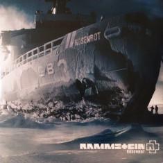 Rammstein Rosenrot LP gatefold (2vinyl)