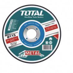 Disc Debitare Metale - 115mm Profesional