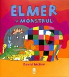 Elmer si monstrul/David McKee