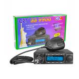 Cumpara ieftin Resigilat : Statie radioamatori CRT SS 9900 CB, AM, FM, LSB, USB, 28-29.7Mhz, ASQ,