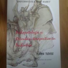 E2 Psihopatologie si orientari terapeutice in psihiatrie - Florin Tudose