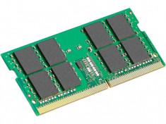 Memorie notebook Kingston 8GB, DDR4, 2933MHz, CL21, 1.2v foto