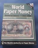 A1882 Catalog numismatic bancnote World Paper Money 1368 1960